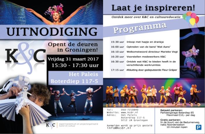 Uitnodiging kantoor Groningen
