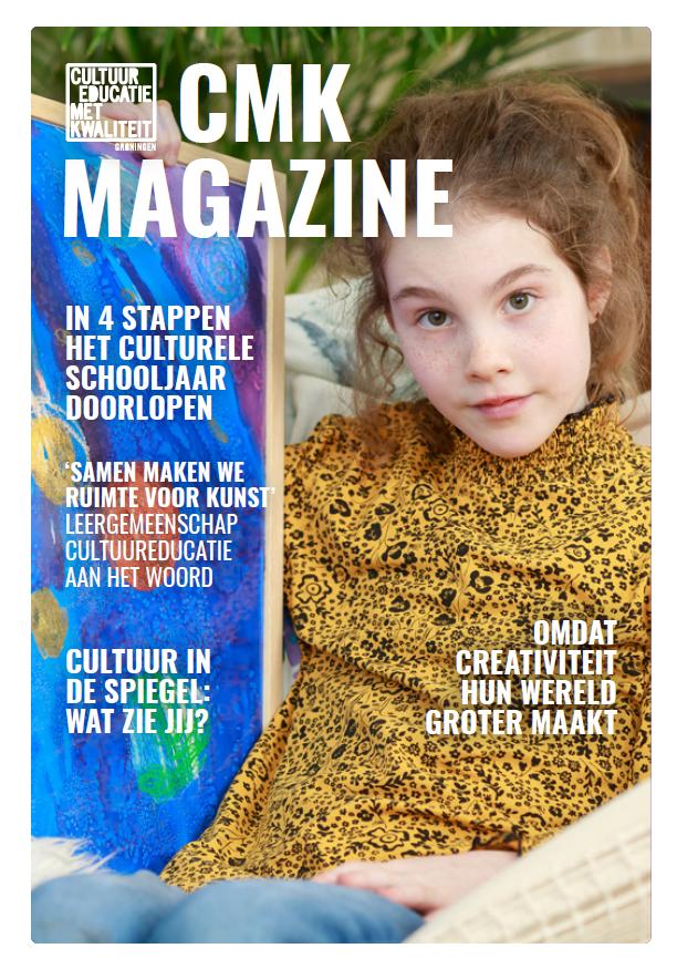 CMK magazine cover
